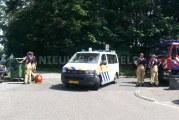 35-jarige drenkeling ternauwernood gered uit Kralingse Plas Rotterdam