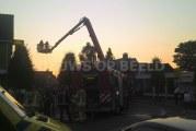 Explosie en brand leggen restaurant Bodega in de as Dorpsweg Rockanje