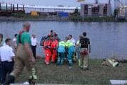 Waterskiër zwaargewond na ongelukkige val IJsseldijk Capelle aan den IJssel [VIDEO]