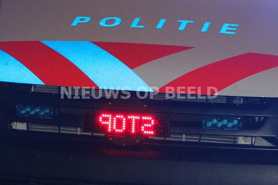Politie haalt auto helers van de weg na ANPR hit in Maassluis