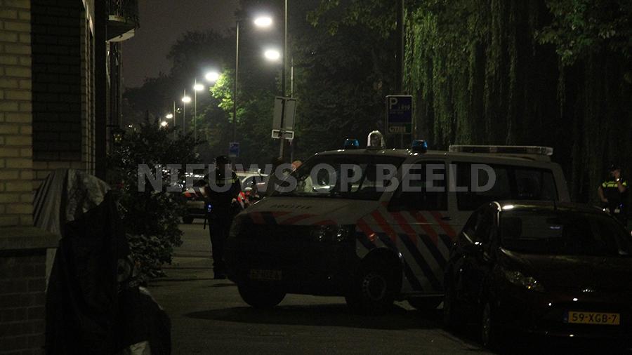 Bezorgbeer overvallen Tuinenburgstraat Rotterdam