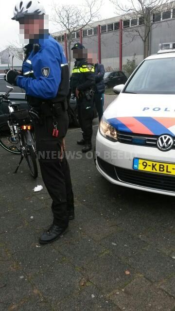 Jongen (14) aangehouden voor beledigen handhavers Capelle aan den IJssel