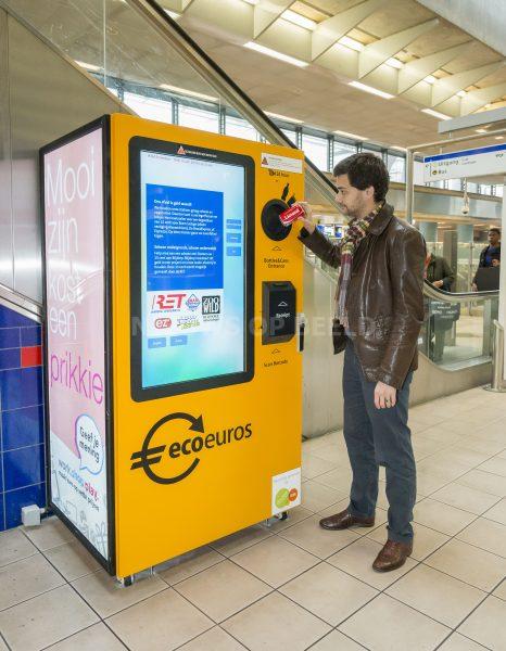Statiegeldautomaat