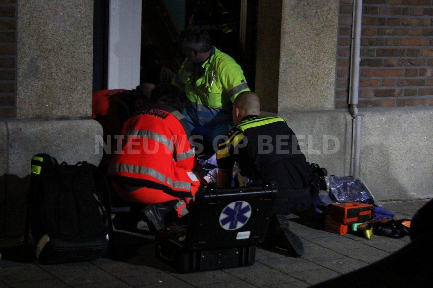 bergsingel-rotterdam-ongeval-trap-12-10-14-wvv-02