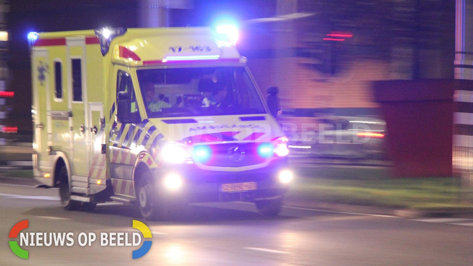 Rotterdammer (48) overleden na scooter-ongeluk Moerstraatseweg Steenbergen