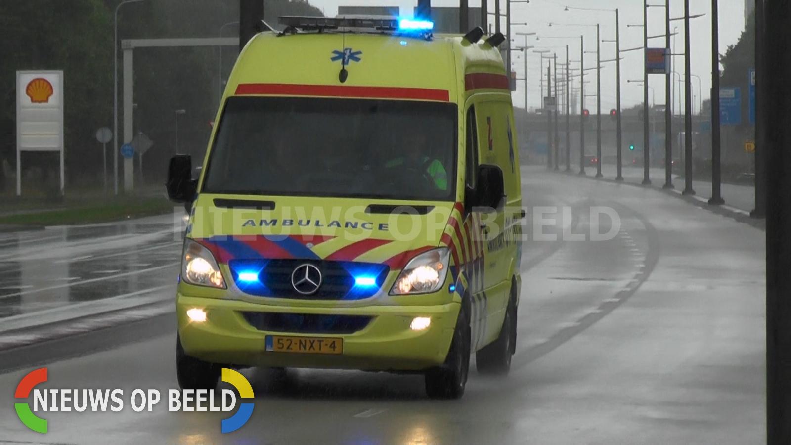 Man welke bewoner Eerste Heulbrugstraat Spijkenisse neersteekt aangehouden door politie