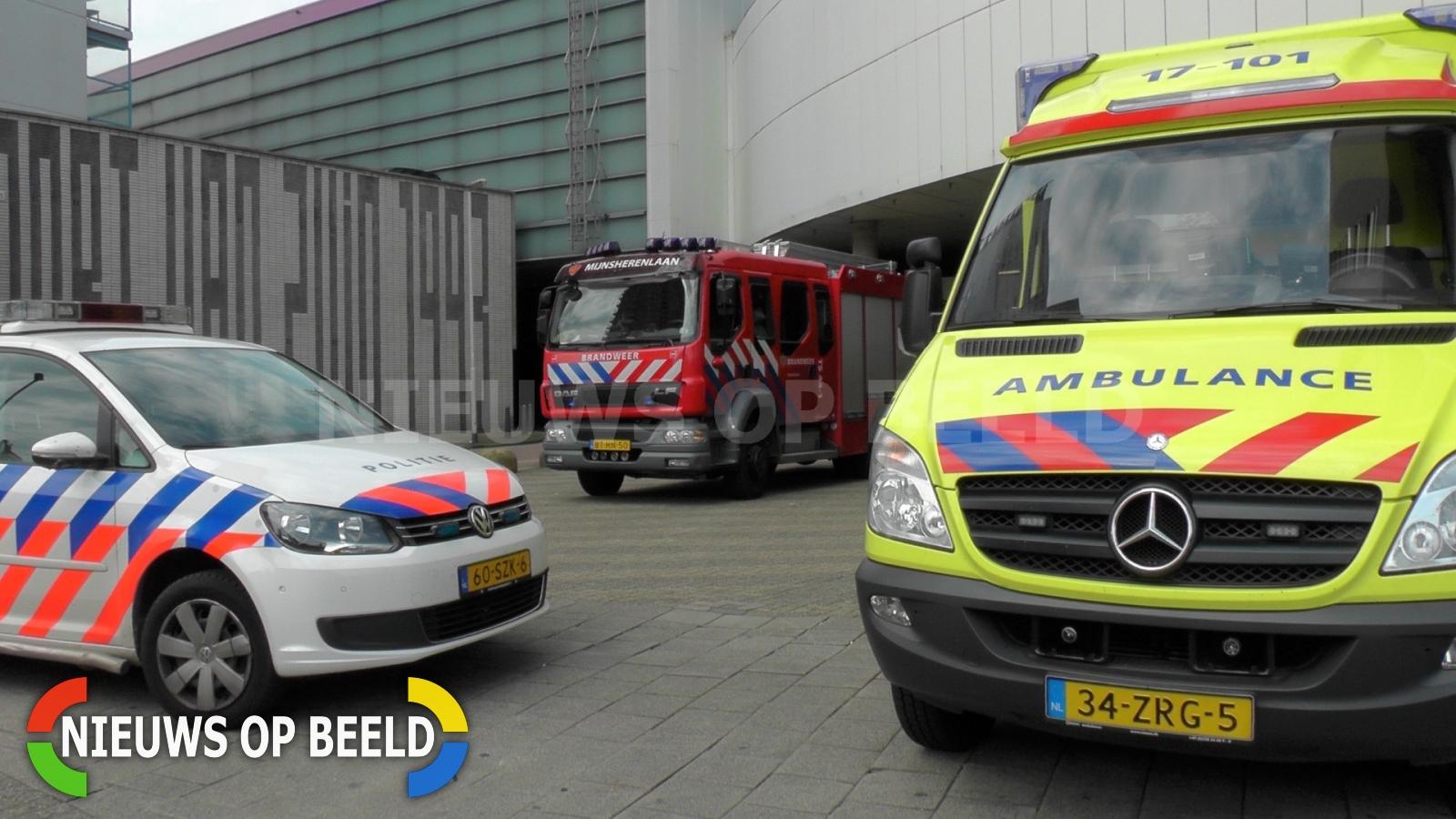 86-jarige man uit Rozenburg komt om bij aanrijding Maasvlakte Rotterdam
