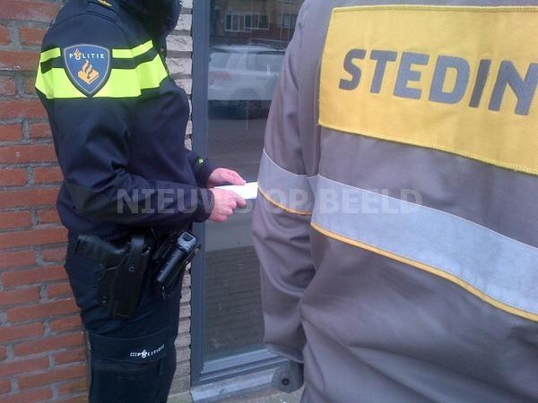 Zeker 1300 aansluitingen Sterrenbuurt zonder stroom na kabelbreuk Bleiswijk