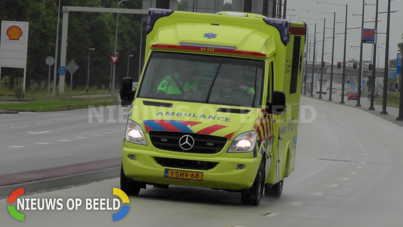 Slachtoffer van mogelijke steekpartij zwaargewond bij ziekenhuis Roosendaal afgezet