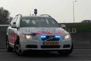 29 weggebruikers negeren rood kruis A4 Vlaardingen/Schiedam