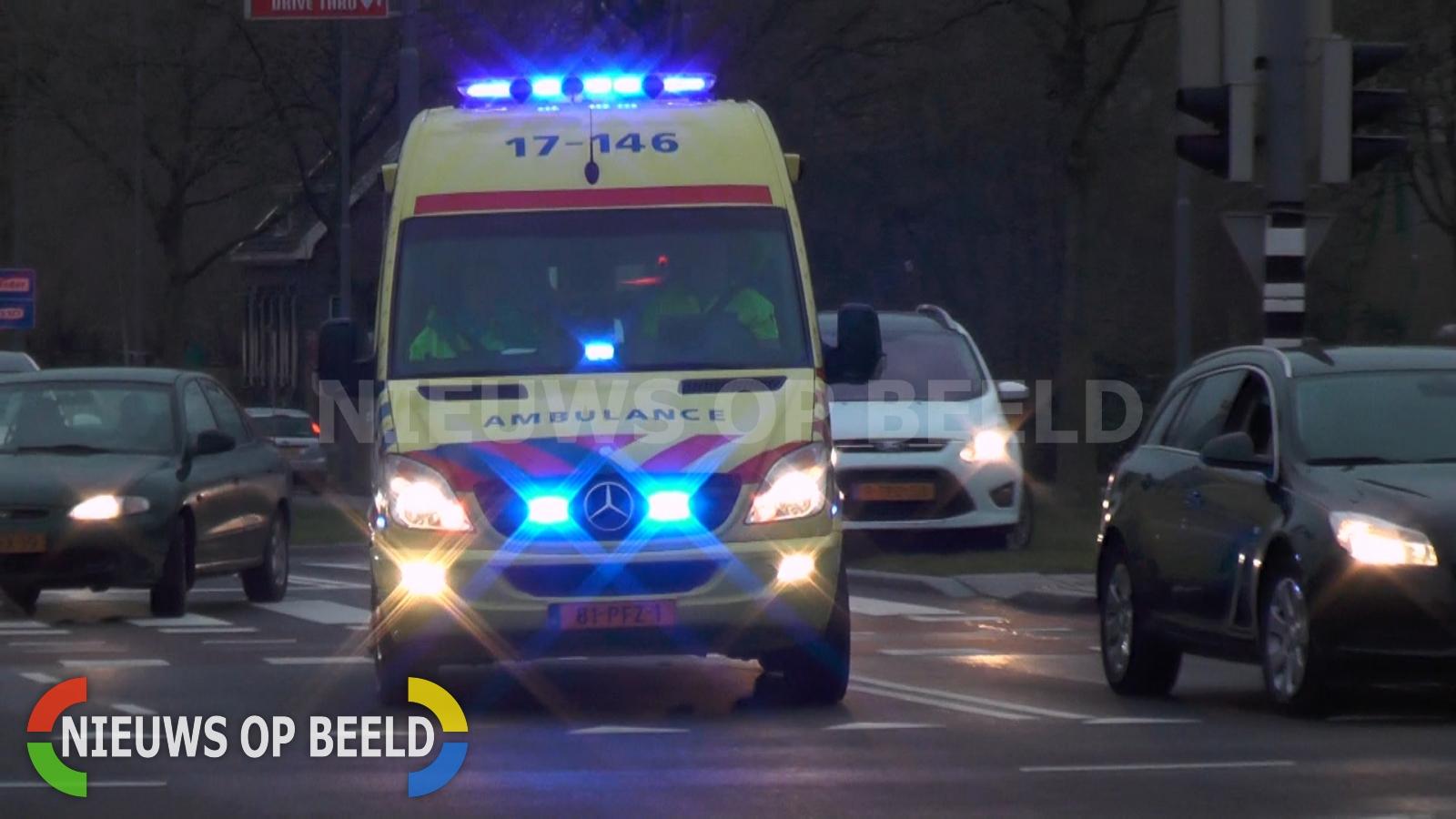 Automobilist rijdt scootmobieler dood op Luikerweg N69 Valkensweg