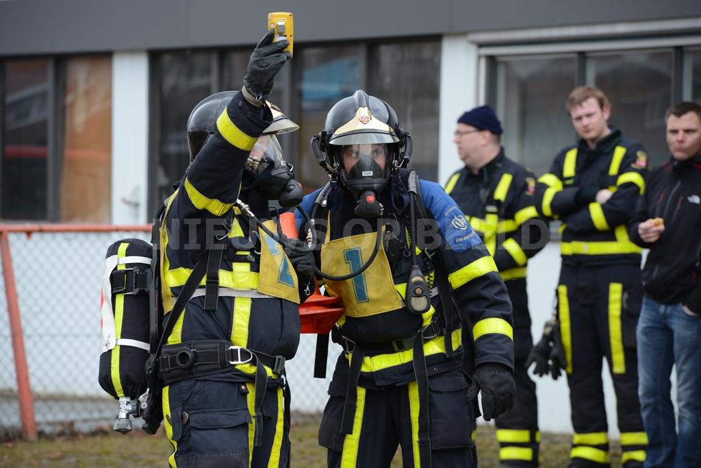Brandweer Molenaarsgraaf / Brandwijk wint brandweerwedstrijden in Dordrecht
