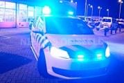 Automobilist rijdt op agent in en vlucht Schelphoekstraat Zierikzee