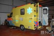 Nederlandse Ambulance met 270 kilo drugs gestopt in Birmingham Engeland