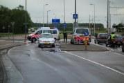 Voetganger gewond na aanrijding met auto Groeninx van Zoelenlaan Rotterdam