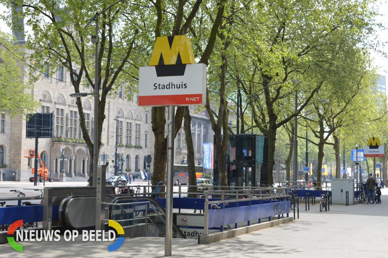 RET en gemeente Rotterdam zorgen voor gratis nachtmetro tijdens oud & nieuw