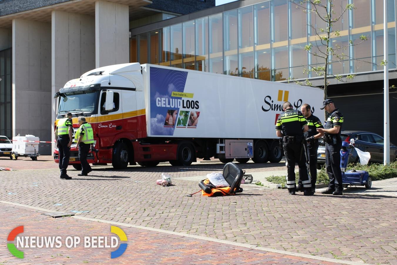 Vrouw (77) overleden na ernstig ongeval Van Randwijkstraat Leiden