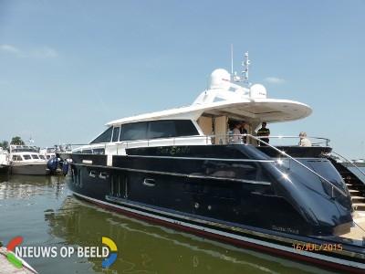 Rechercheurs nemen boot van 1,2 miljoen euro in beslag na ontrekking aan faillissement Raamsdonksveer