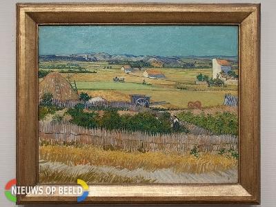 56-jarige man aangehouden voor poging oplichting met nep Van Gogh schilderij