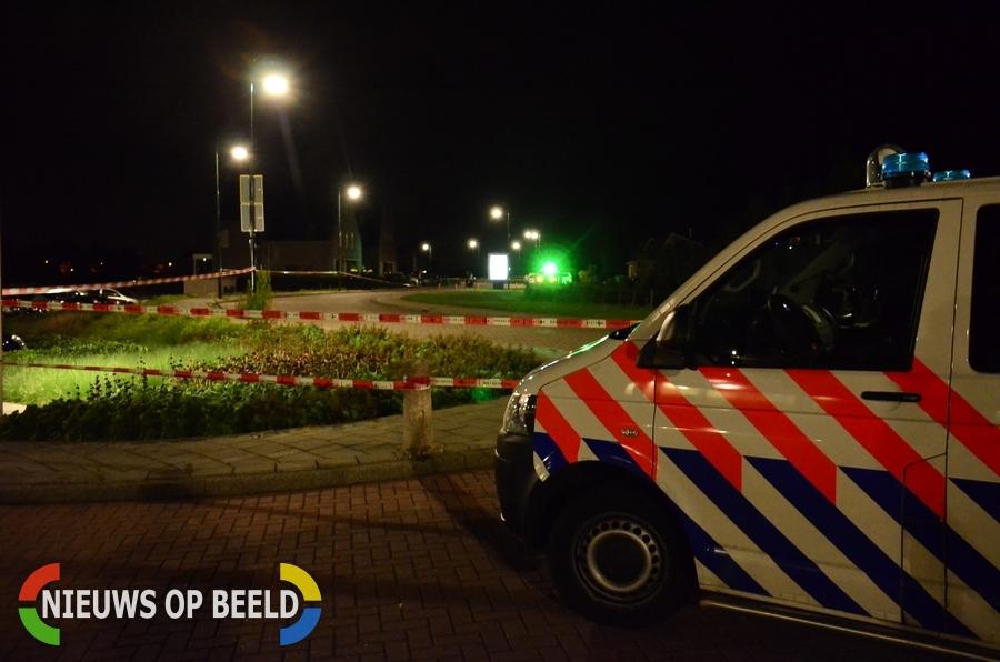 Politie doet onderzoek naar vermeende schietpartij Dorpsstraat Gouderak