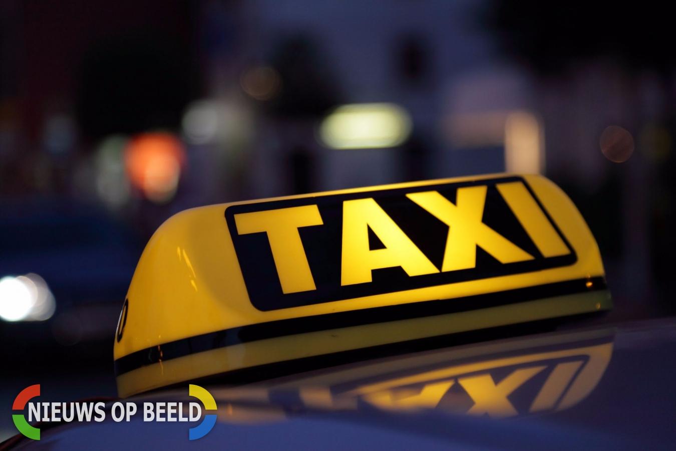 Demonstratie taxichauffeurs in Den Haag verboden door gemeente