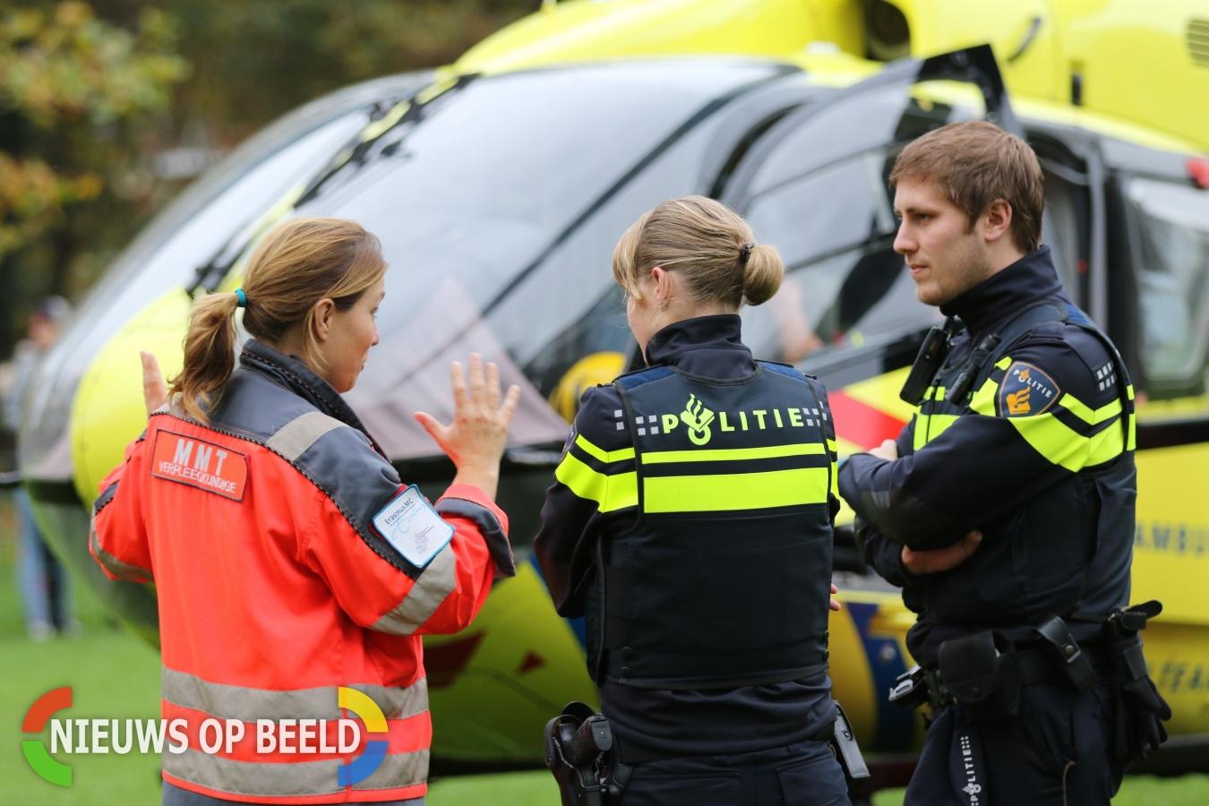 Vrouw overleden na aanrijding met heftruck Waalhaven Rotterdam