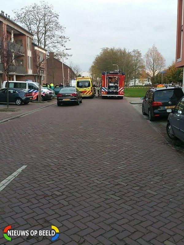 69-jarige bewoner Thorbeckeplein Breda aangehouden na aantreffen mogelijk explosief