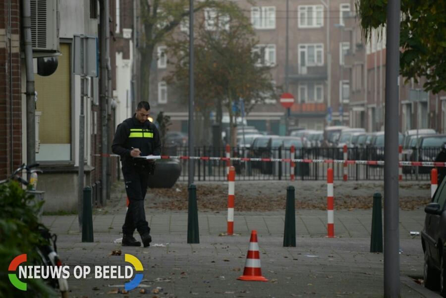 Tweede kogelregen zet dit maal Rotterdam-Spangen op zijn kop.
