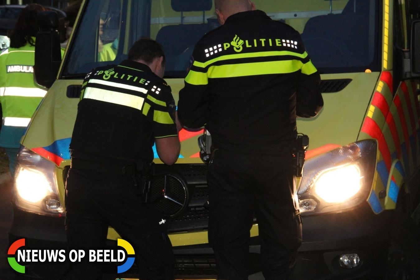 Man (64) door inbrekers van trap geduwd Soestdijksekade Den Haag