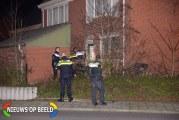 Politie houdt man aan in woning Waldhoorn Capelle a/d IJssel