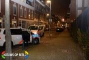 Politie onderzoekt schietpartij, verdachte aangehouden na waarschuwingsschoten Korenaarstraat Rotterdam