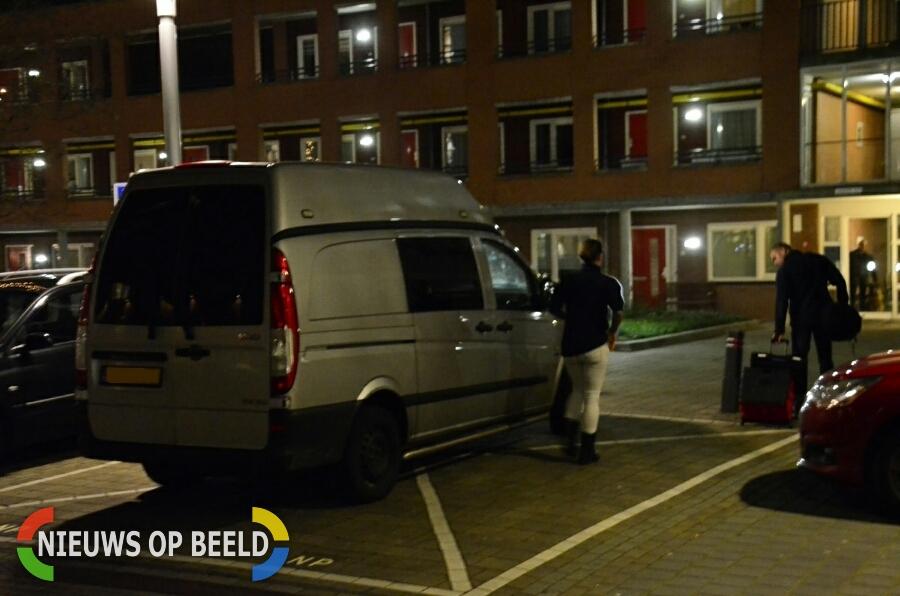 Drie mannen plegen overval op woning Savelberghof Gouda