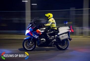 Motorrijder Black Jacks aangehouden na levensgevaarlijk rijgedrag Rotterdam