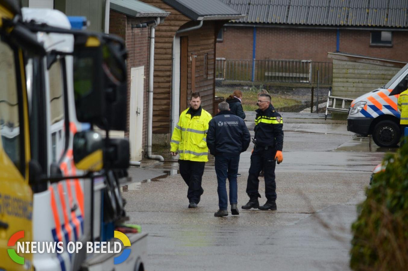 Inval in loods leidt naar gestolen (landbouw) voertuigen Zuideindseweg Delfgauw