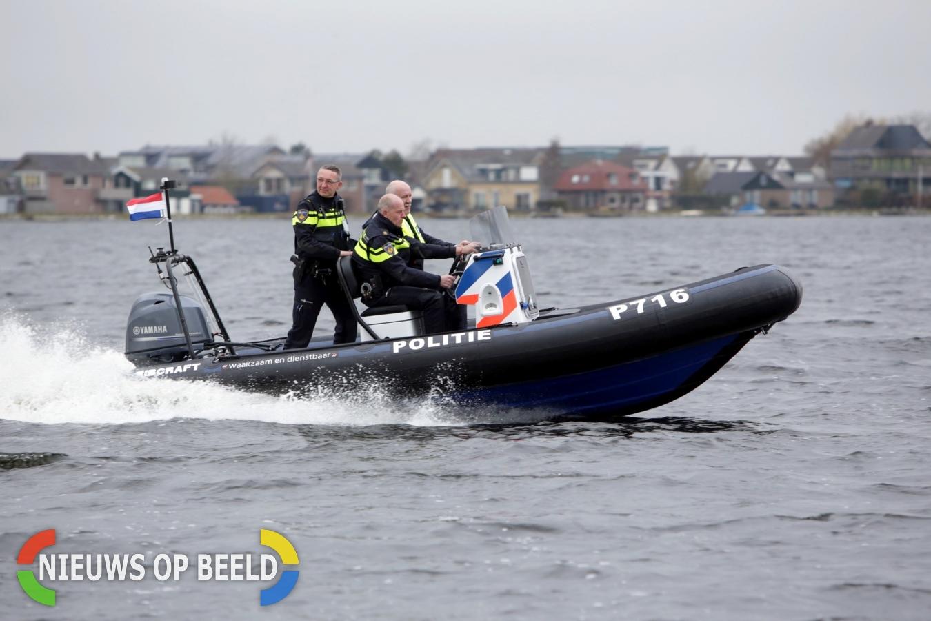 Politie treft stoffelijk overschot in Hollandsche IJssel Capelle aan den IJssel