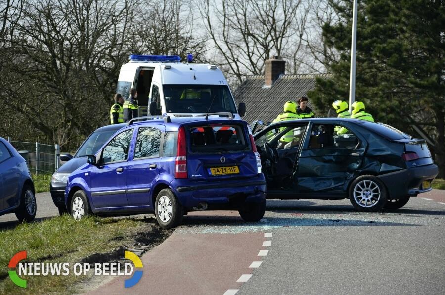 Wilde achtervolging vanuit Utrecht eindigt op Opperduit Lekkerkerk