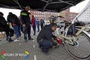 Fietsgraveeractie op 20 juni weekmarkt Krimpen aan den IJssel