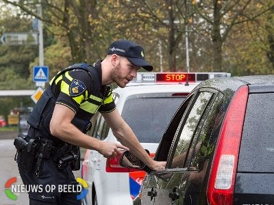 30-jarige bestuurder met slokje teveel achter het stuur Maassluiseweg Maasland
