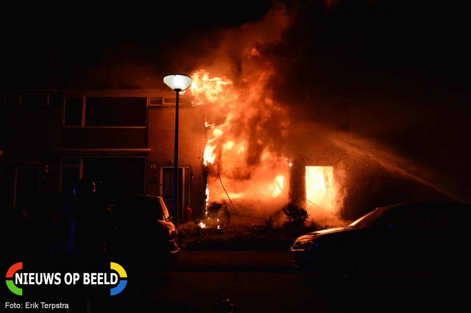 Vooralsnog geen nieuw onderzoek naar fatale woningbrand Gruttostraat Hellevoetsluis