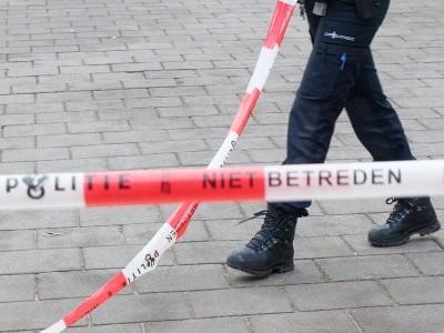 Ruzie ontaardt in veel schade en vondst wapen Aleidisstraat Rotterdam