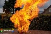 Ondanks regen toch geslaagde opendag brandweer Albrandswaard Schroeder van der Kolklaan Poortugaal