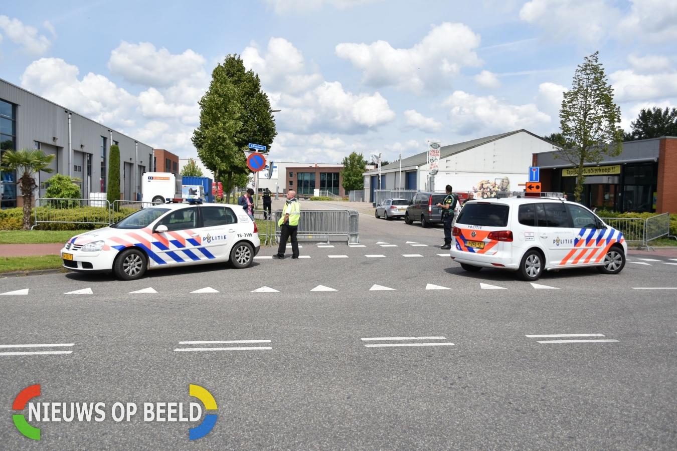 Bommeldingen bij hetzelfde bedrijf in Strijen en Werkendam