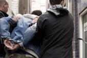 17-jarige Belg aangehouden voor gewelddadige woningoverval Gaffelstraat Rotterdam