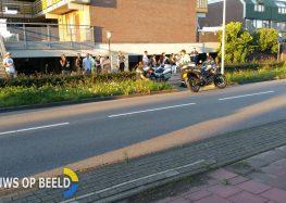 Jongen gewond na val van hek Muzieklaan Zoetermeer