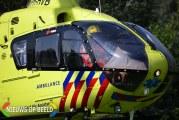 Motorrijder (21) uit 's-Gravendeel zwaargewond na botsing met auto Lage Rampertseweg Oosterland