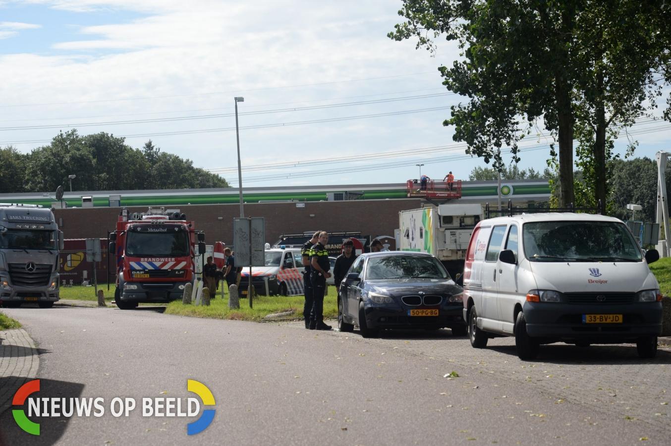 """Hulpdiensten zoeken zich een """"ongeluk"""" door onduidelijke 112-melding Capelle aan den IJssel"""