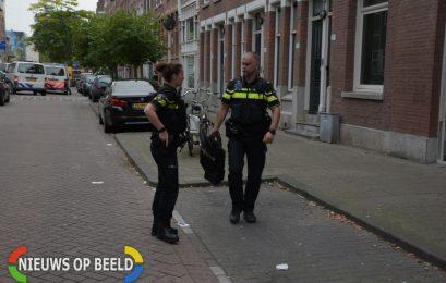 Twee mannen aangehouden na schietincident Watergeusstraat Rotterdam