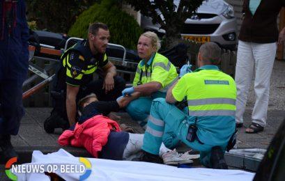 Wandelaar gewond na aanrijding met brommer Rokkeveenseweg Zoetermeer