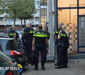 Gewonde na mogelijke schietpartij Herman Bavinckstraat Rotterdam