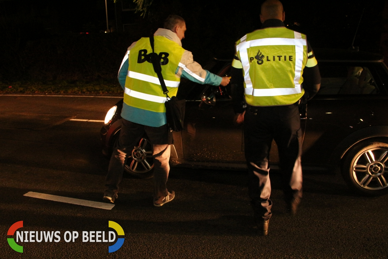 Alcoholcontrole N207 Stolwijk
